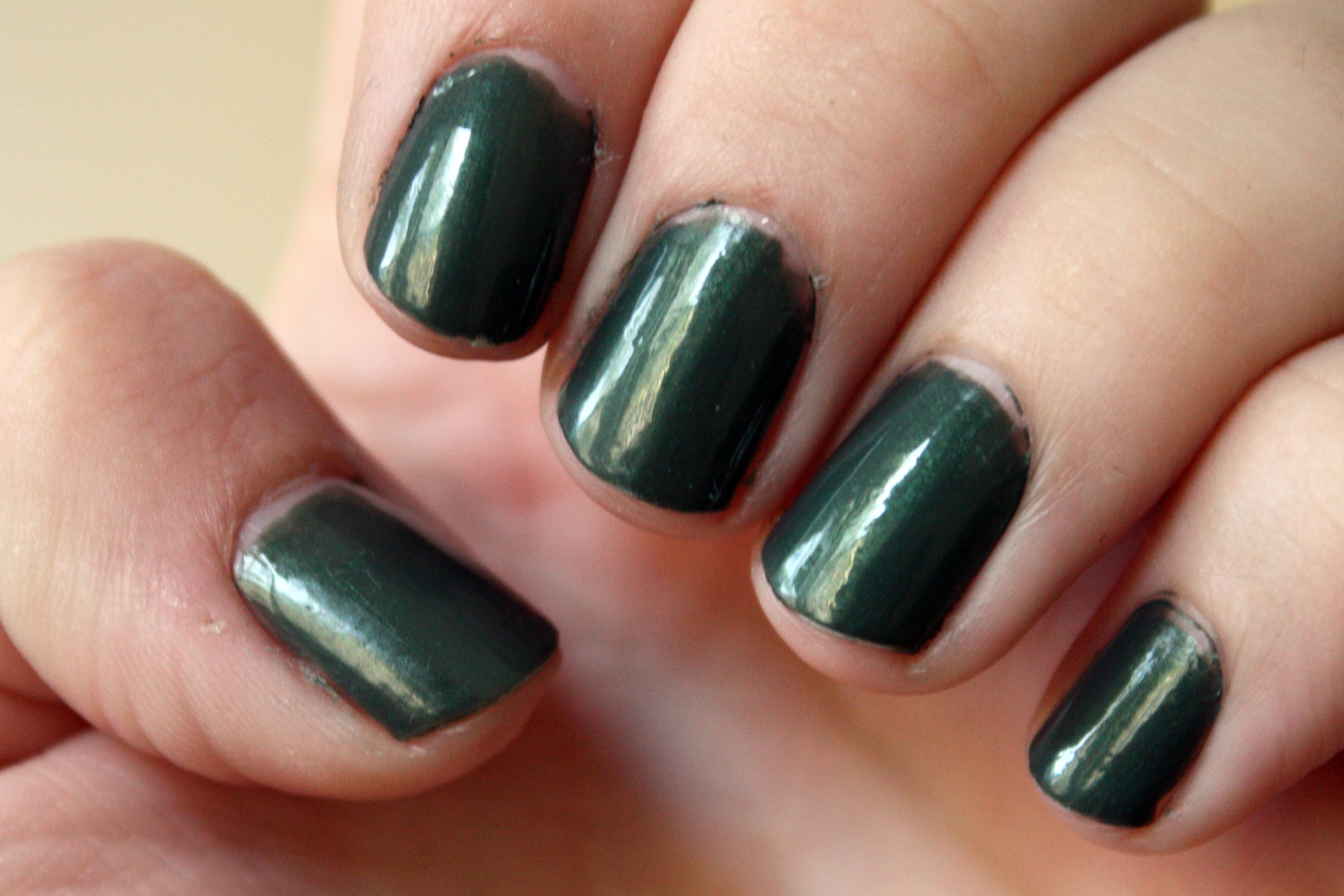 Mavala Bronze Green